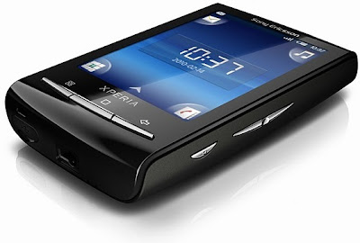 Sony Ericsson Xperia X10 Mini Pro