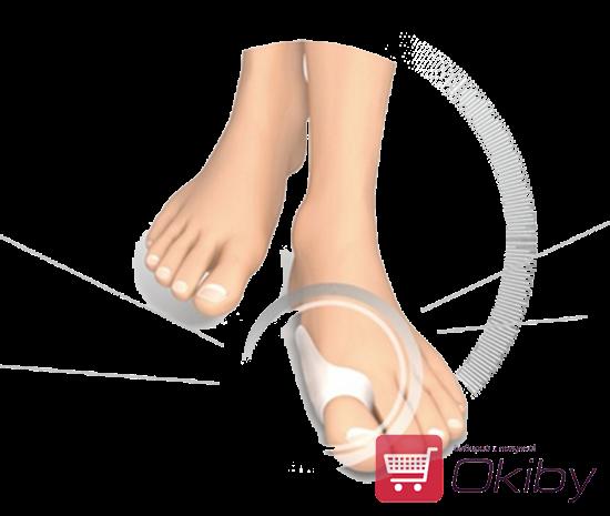 Косточки на ногах или hallux valgus как прекратить