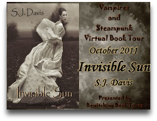 Vampires & Steampunk Virtual Book Tour: Guest Post + Giveaway