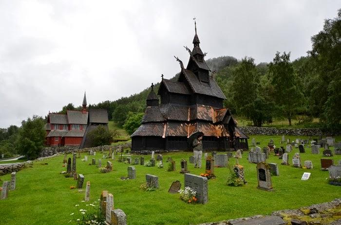 Borgund stavkyrkje Church