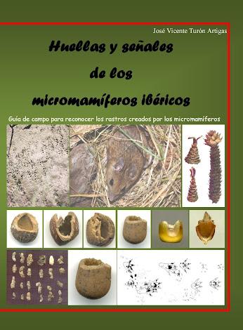 Guia de huellas y rastros de micromamíferos Ibéricos