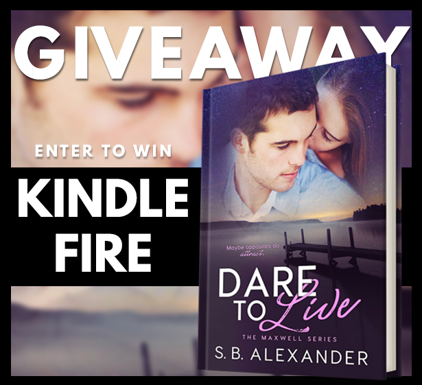 Dare To Live Book Blitz