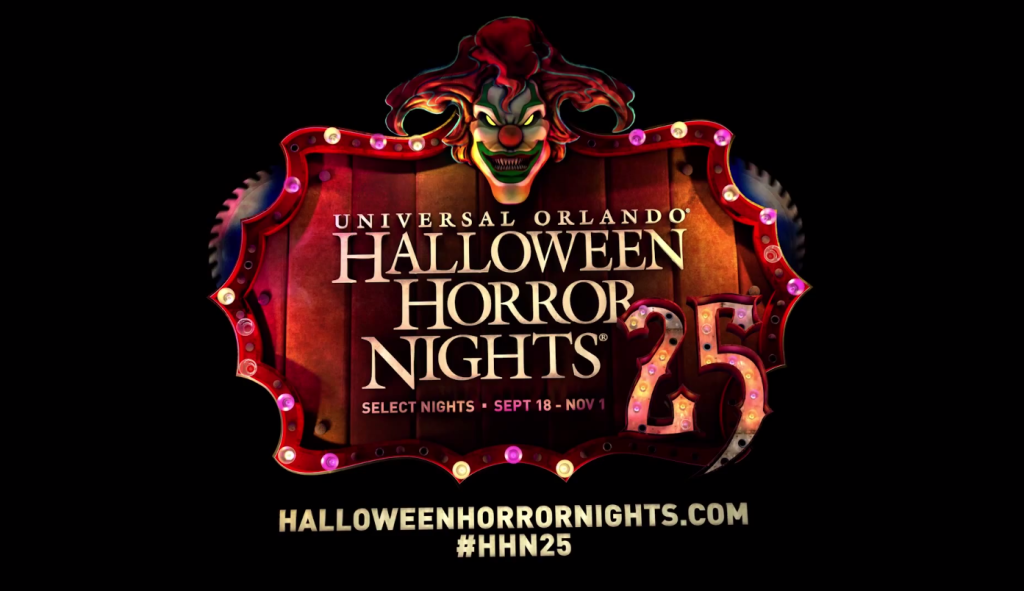 hhn 25 orlando a history primer - Halloween Horror Nights In Orlando Florida