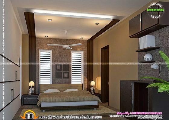 Bedroom interior