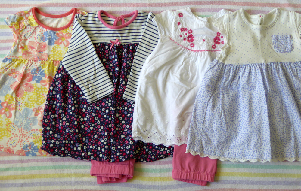 #WBabyWT - A Week of Outfits from George at Asda (Outfits)