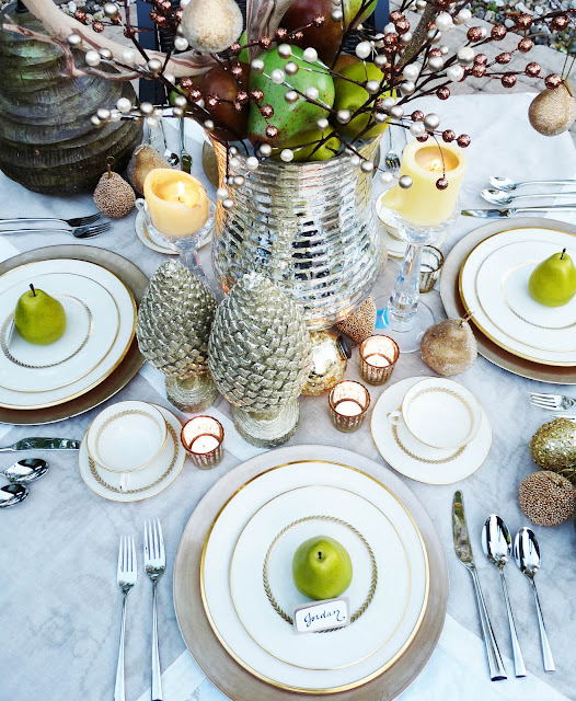 Used this tablescape at last year s church tablescapes event more