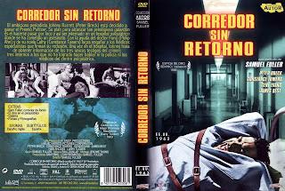 Corredor sin retorno   1963   Shock Corridor   Caratula   Cover DvD