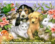 Animal Reading Challenge 2012-2013