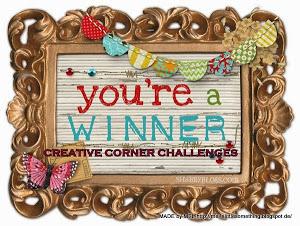 3 x Creative Corner Winner