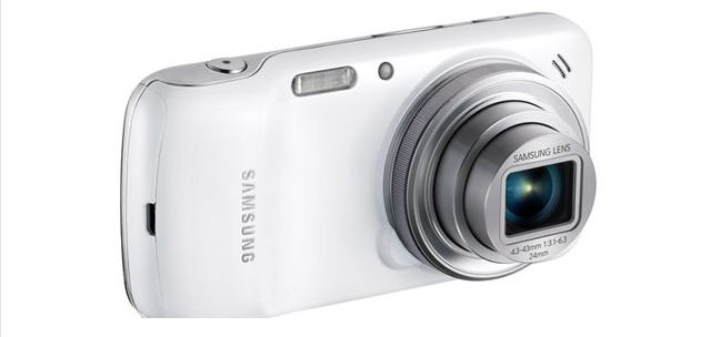 SamSung Launches Galaxy S4 zoom