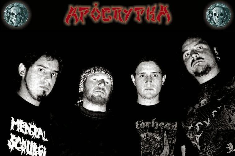 ApócryphA - Metal Pesado