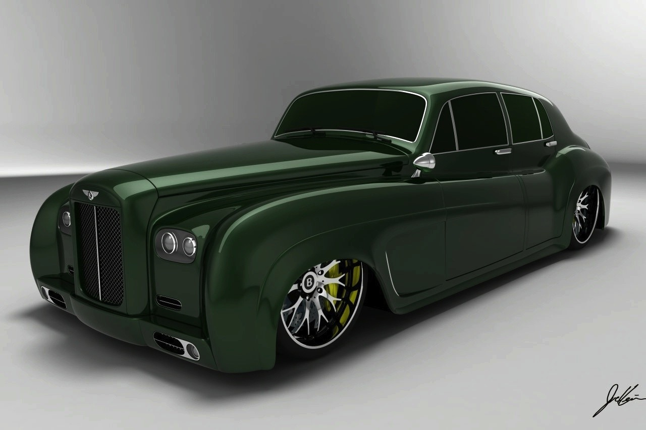 Fab wheels digest fwd 2008 bentley s3 e concept alonso and his bentley boys team plans to build three examples of the car with prices estimated to start at around 150000 each zcars vanachro Images