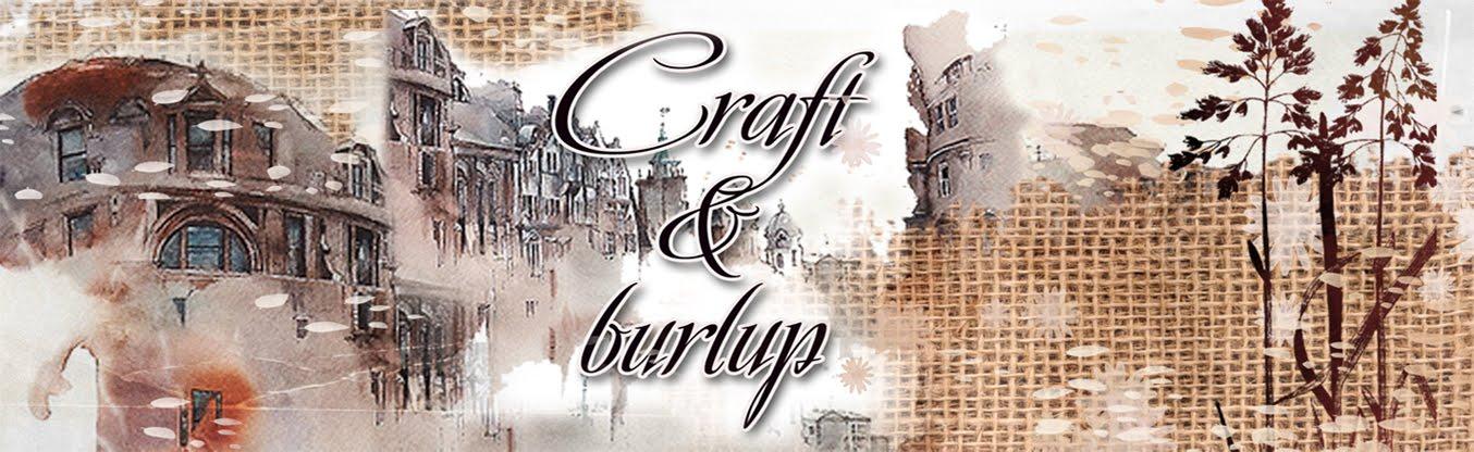Craft & burlap