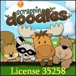 Scrappindoodles licensed