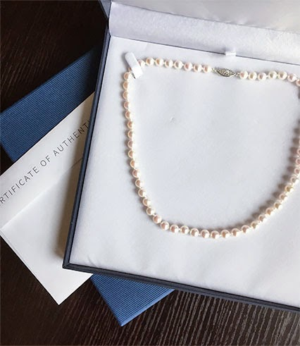 pearls, laguna pearls, pearl necklace, buying pearls online, valentines day gift, Nashville blogger, style blogger