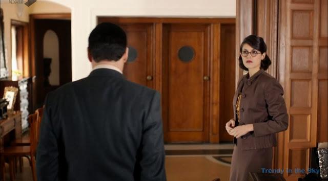Beatriz Oliveira. EL tiempo entre costuras. Capítulo 9