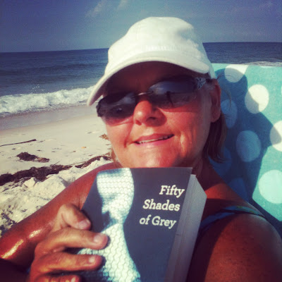 Fifty Shades of Grey on the Beach