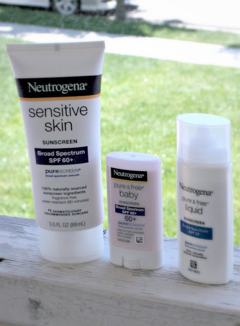 #ChooseSkinHealth, Tips for Sun Safety, Skin Sensitivities, Neutrogena
