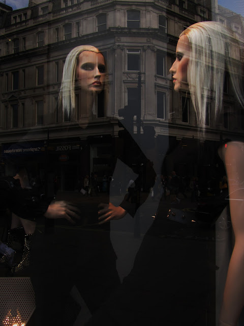 Zara Autumn/Winter 2012 Visual Merchandising