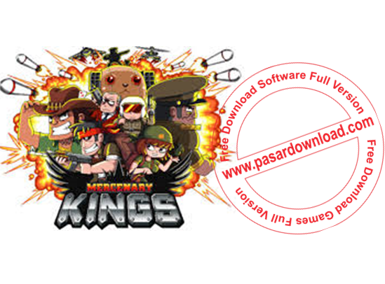 Free Download Games Mercenary Kings Game for PC 2014