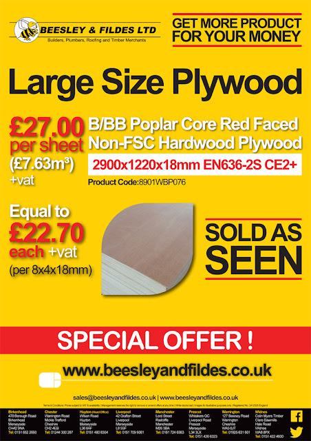 Plywood Offer