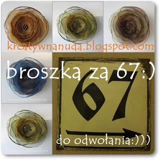 broszka za 67