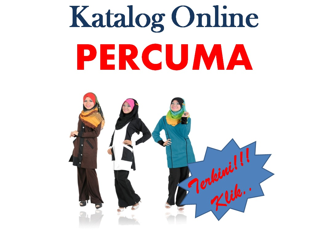 katalog percuma online koleksi busana muslimah. Black Bedroom Furniture Sets. Home Design Ideas