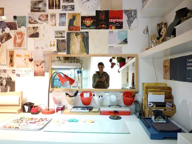 Ana Pina Studio - mirror