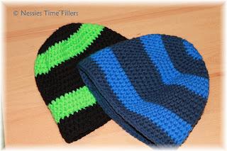 beanies crochet