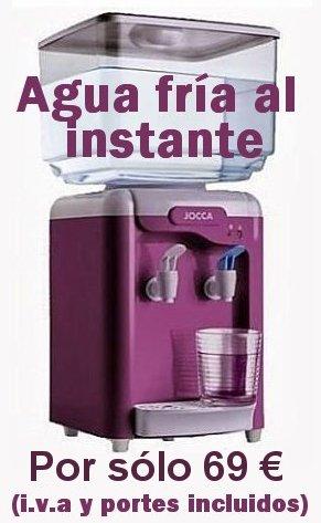 Dispensador de agua fría