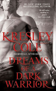 Review: Dreams of a Dark Warrior by Kresley Cole