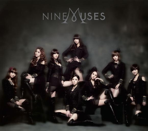 Profil dan Biodata Nine Muses