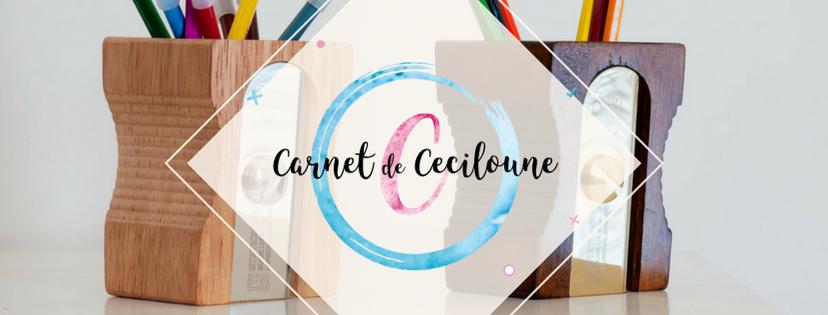 Carnet de Ceciloune