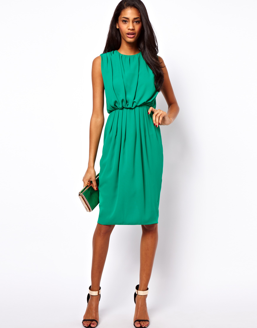 Платье для худых высоких девушек