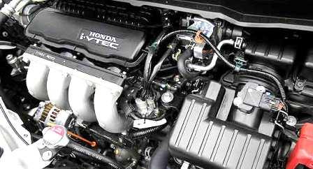 Mesin Mobil Honda Freed