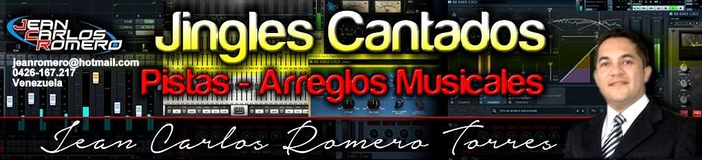 JINGLES CANTADOS