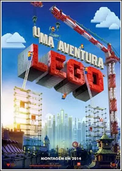 Filme Poster Uma Aventura LEGO HDCAM XviD Dual Audio & RMVB Dublado