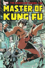 'Master of Kung Fu' Volume 1