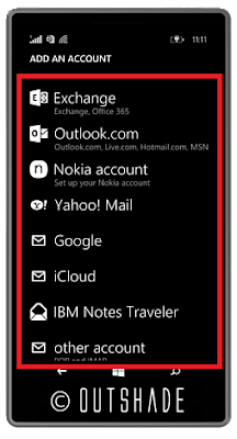 How to Add Multiple Email Accounts in Your Windows Phones