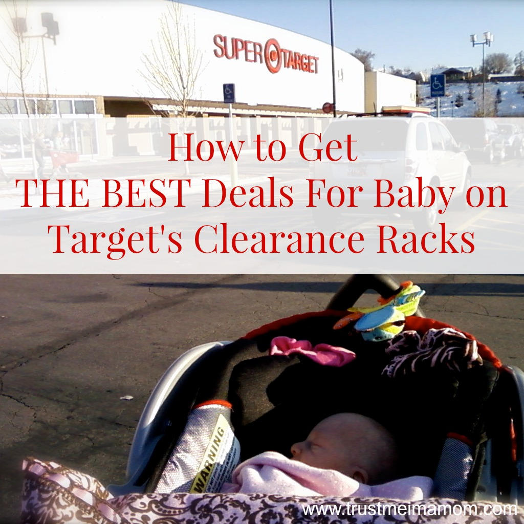 These are some great ideas on how to save money on everything by shopping Target's clearance sections!