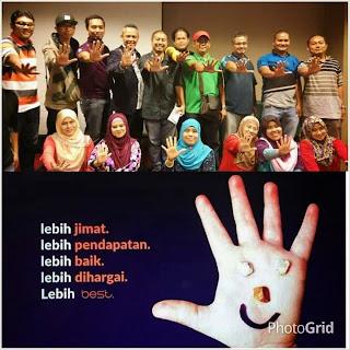 Video Batalkan GST atau Hilang Undi Tun Mahathir