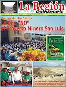 """Periódico """"La Región"""" N° 033 - Agosto - 2012"""