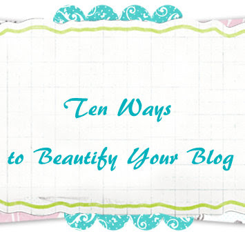 learn ten widgets, gadgets, and tools to make your blog more user friendly and attractive