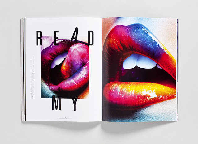 MagSpreads POSTER SPREAD 11 Poster Magazine: Toko Design   MagSpreads