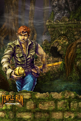 temple run wallpaper download free for iPhone 2