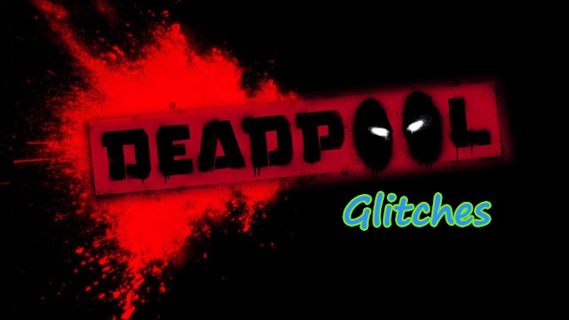 DeadPool Video Game Glitch