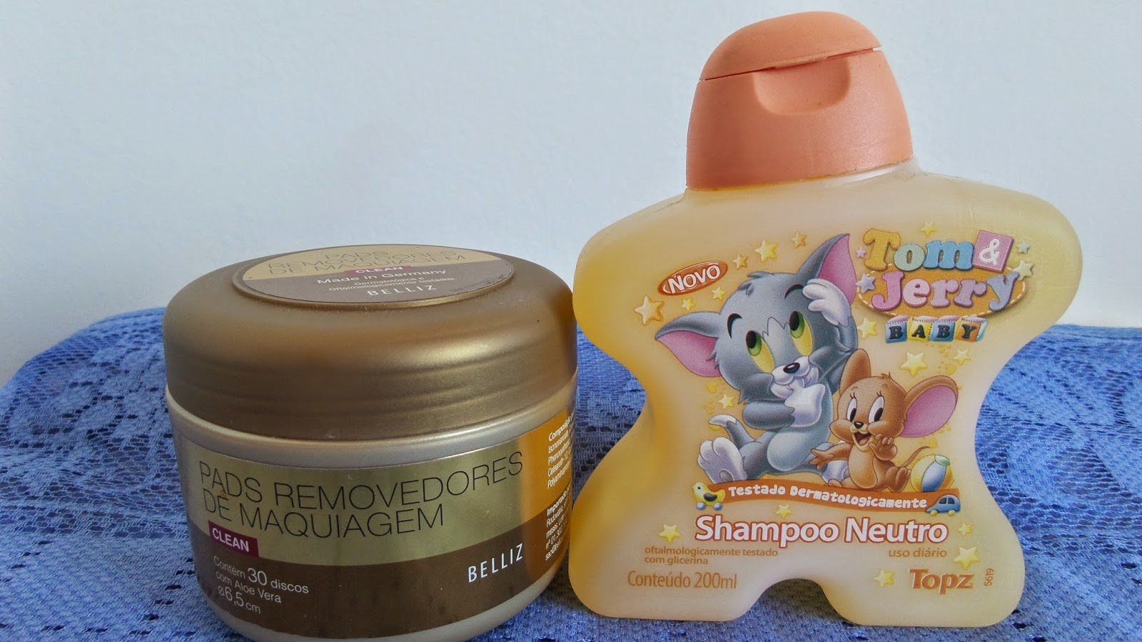Shampoo Neutro. Tom & Jerry