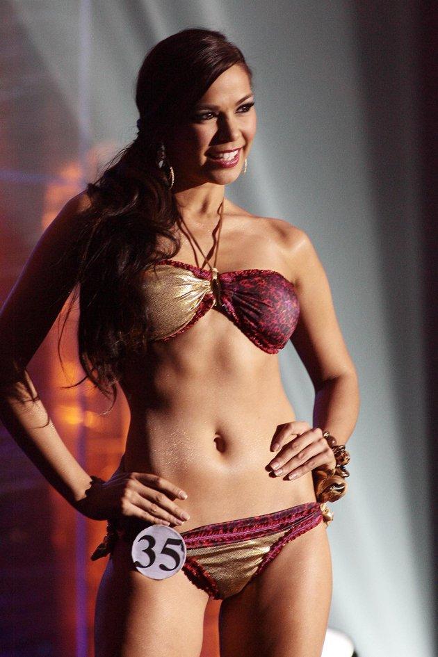 Theresa Fenger Bb Pilipinas bikini pic