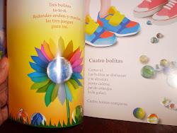 Mundo Bolita, en la Feria del Libro.