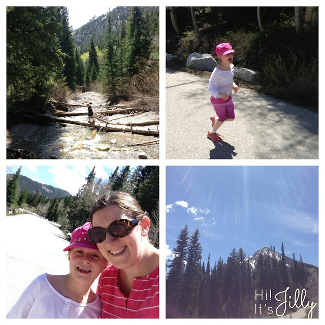 Hiking Big Cottonwood Canyon | Hi! It's Jilly